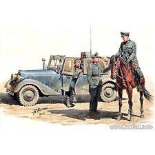 GERMAN MILITARY RADIO CAR SD.KFZ. 2 TYPE 170VK, WW II 1/35 MASTER BOX 35151