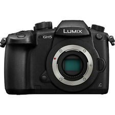 "Panasonic GH5 Body 20.3mp 3.2"" Digital Camera"