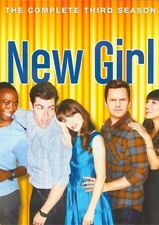 NEW GIRL TV SERIES THE COMPLETE SEASON THREE 3 New Sealed 3 DVD Set