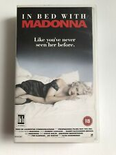 In Bed With Madonna - VHS Tape