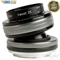 Lensbaby Tilt Lens Composer Pro II with Sweet 35 Nikon F Full Size 35 mm F 2.5