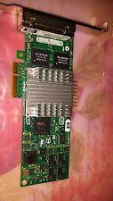 HP NC364T Quad Port Gigabit Server Ethernet Adapter PCI-E 436431-001 FULL HEIGHT