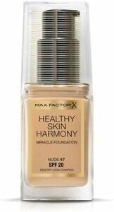 Max Factor Healthy Skin Harmony Miracle Foundation SPF 20 30ml
