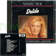 DALIDA RARE SAME CD MASTER SERIE FRANCE - OUT OF PRINT