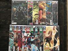 Injustice 2  #9-23 Comic Book Lot