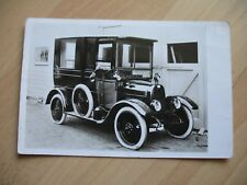 Fiat car Postcard Netherland post Post Car 1968
