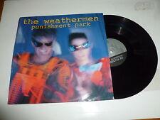 "THE WEATHERMEN - Punishment Park - Belgium 4-track 12"" vinyl single"