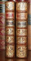 1780 Traduction Libre D'Amadis De Gaule M le Comte De Tress 2 Vols Chateau Cirey