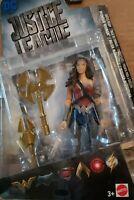 """DC Justice League Wonder Woman Battle-Ready 6"""" Figure DC Comics"""