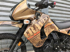 KAWASAKI KLR650 FULL GRAPHIC KIT TRAVEL 2008 - 2019