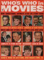Whos Who in Movies No.4 1969 Elvis Presley Julie Andrews Paul Newman 062819DBE