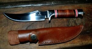 DISCONTINUED LIMITED RUN  ELK RIDGE HUNTING KNIFE