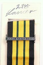 EDVII AGSM AFRICA GENERAL SERVICE MEDAL CLASP or RIBBON BAR EASE africa 1913