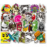 500Pc New Random Skateboard Stickers bomb Laptop Luggage Decals Dope Sticker Lot