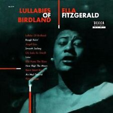 Lullabies Of Birdland [Audio CD] Ella Fitzgerald  - SIGILLATO