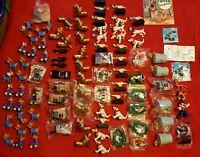 McDonald's / BK Vintage Kids Happy Meal Toys Disney Oliver And Company Mega LOT
