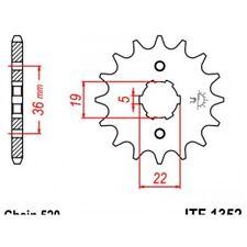Pignon acier 13 dents jt chaîne 520 honda trx300 ex f... Jt sprockets JTF1352.13