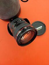 CANON  EF 24-105mm 1:4L IS USM LENS - EF f/4.0 L 24-105 mm