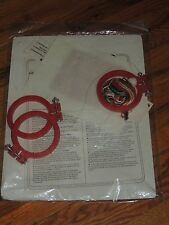 """Dimensions Holiday Favorites Ornaments Set Cross Stitch Kit 3"""" Hoops Included"""