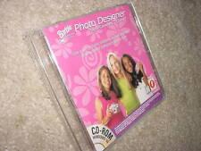 Barbie Photo Designer - PC- Girls Image Editing Program