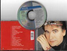 CD 21 TITRES SERGE LAMA A LA VIE, A L'AMOUR BEST OF 1995 POCHETTE DIFFÉRENTE
