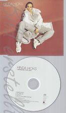 CD--HINDA HICKS -- --- I WANNA BE YOUR LADY