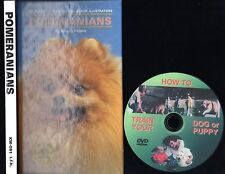 POMERANIAN Dog Owner Manual + FREE BONUS TRAINING DVD