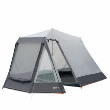 HIGH PEAK Firstzelt Colorado 180 4 Personen Familienzelt Haus Zelt Camping groß