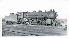 7B796 RP 1952 C&NW CHICAGO & NORTH WESTERN RAILROAD ENGINE #2455 ELROY WI