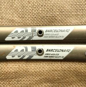 """Campagnolo Barcelona 92 tubular rims for sew up 28"""" 700 622 32H double eyelets"""