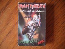 iron maiden infinite dreams live cassette single 1989 steve harris england