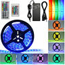 5-20M 300 LED Strip Light Rope Tape Roll Waterproof 5050 RGB SMD Color Change