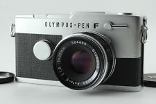 【Near MINT】 Olympus Pen FT 35mm SLR Black w/ 38 mm f/1.8 from Japan 1214