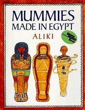 Mummies Made in Egypt (Reading Rainbow Books) by Aliki