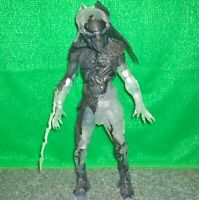Neca Predators SEMI CLOAKED FALCONER Predator Action Figure - USED