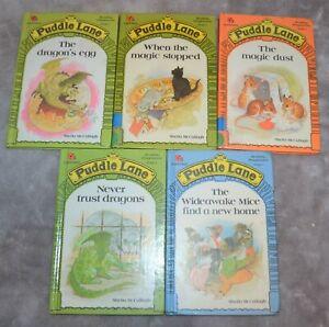 Bundle of Puddle Lane books