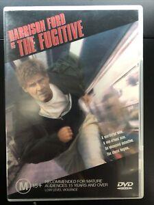 THE FUGITIVE DVD R4 HARRISON FORD TOMMY LEE JONES Region 4
