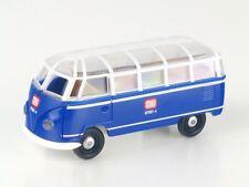 """Brekina 931011 VW T1a """" Treno in Vetro """" Db Blu Modello Speciale lim.200 Pz."""