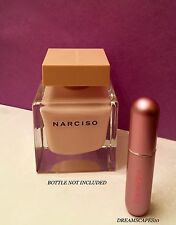 4ML NARCISO POUDREE EDP BY NARCISO RODRIGUEZ in NEW TRAVALO CLASSIC ATOMIZER