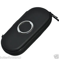 Black Hard Protection Case Pouch Bag Cover for Sony PSP 2000 3000 New