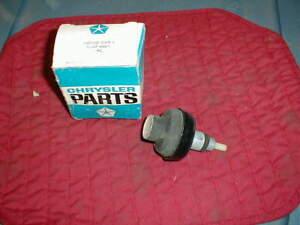 NOS MOPAR 1960-2 DODGE TRUCK FOOT WINDSHIED WASHER PUMP