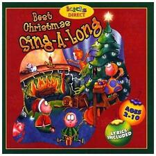 Best Christmas Sing-A-Long by Various Artists (CD, 2001)