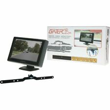 """Gator G427 Wired Reversing Camera with 4.3"""" Monitor"""