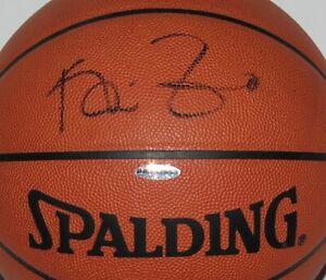 KEVIN GARNETT AUTOGRAPHED OFFICIAL F/S NBA BASKETBALL UPPER DECK UDA COA & CASE