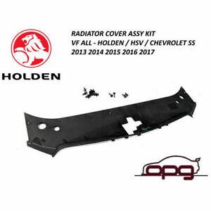 Genuine Holden Radiator Cover Engine Bay for VF SS SSV Inc WN Statesman & HSV
