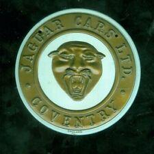 1953 Wheaties cereal premium car emblem - Jaguar