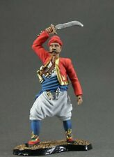 Painted Toy tin soldiers 54 mm. War for independence. Greece 1821 -1832