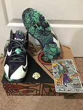 "New DS NIKE LEBRON 11 XI - ""ALL STAR GATOR KING"" SZ 11 LEBRON JAMES- 647780-735"