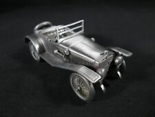 NEW Danbury Mint Diecast Car Pewter 1912 Hispano-Suiza Classic Cars of the World