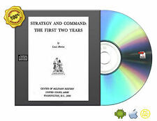 Strategy and Command: The First Two Years by Morton, Louis WWWII eBook On CD